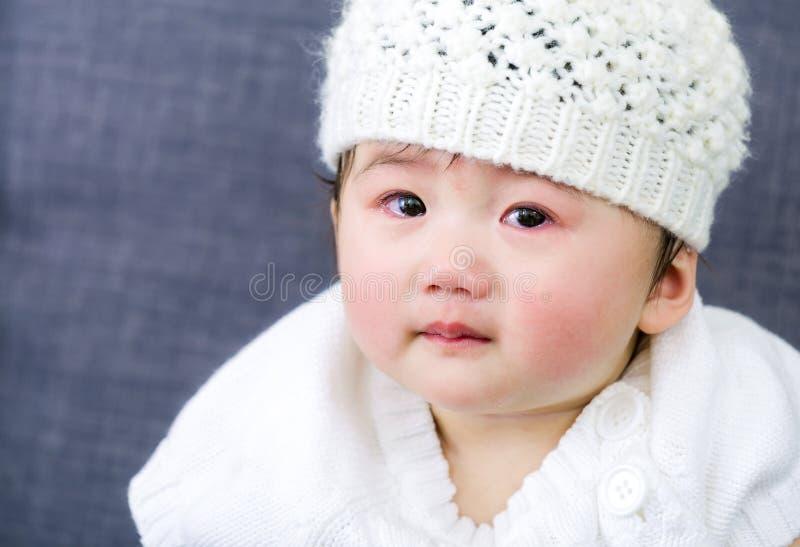 Download Baby het schreeuwen stock foto. Afbeelding bestaande uit meisje - 39100478
