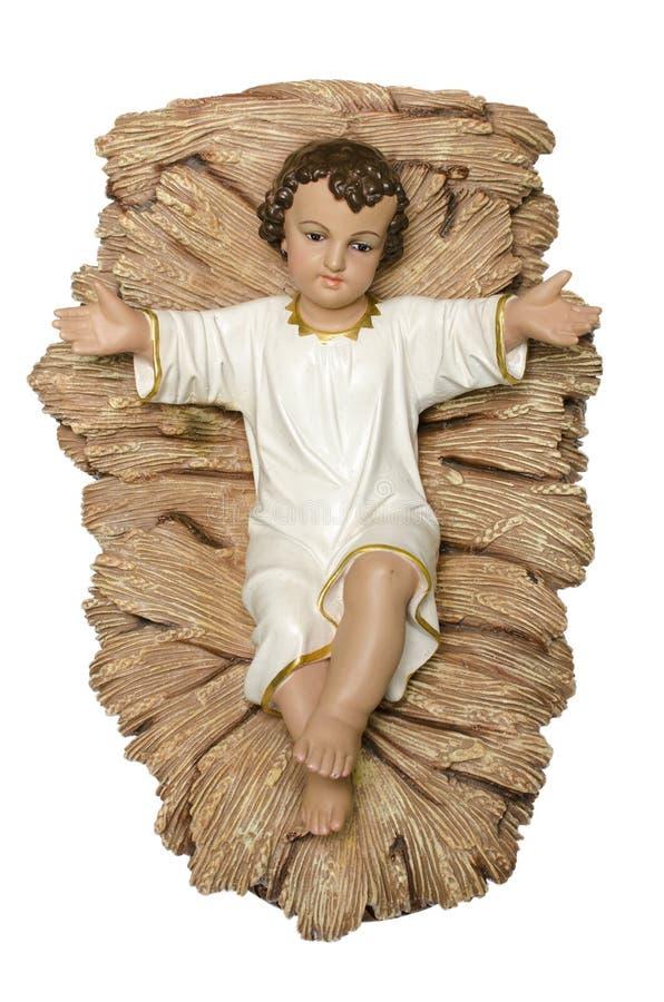 Baby Jesus stock afbeeldingen
