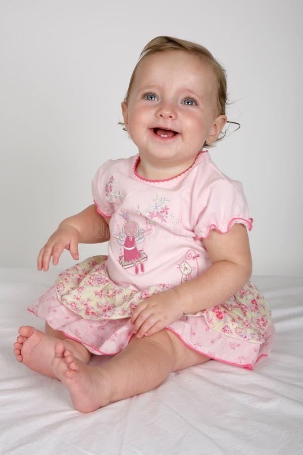 Baby Lady royalty free stock photo