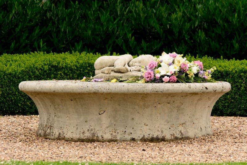Baby loss memorial stock photos