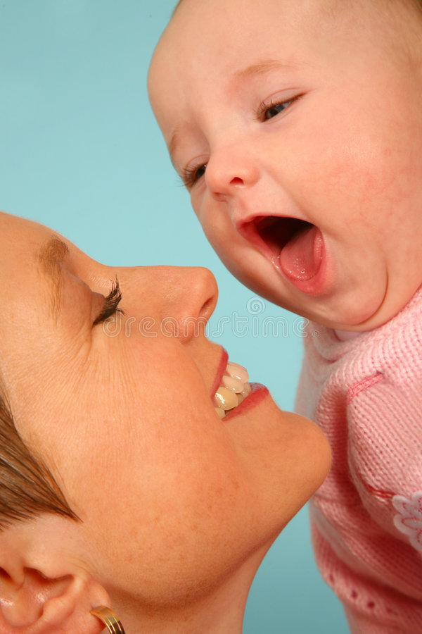 Baby Love! stock image
