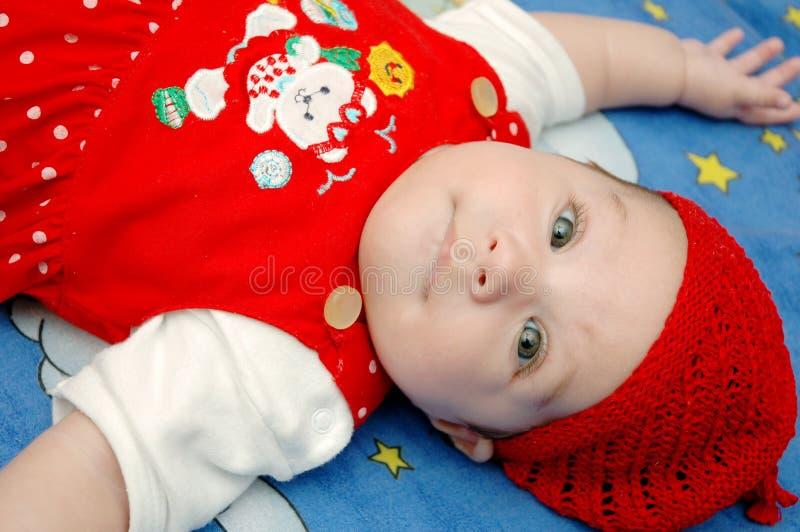 Baby Maria #45 royalty-vrije stock foto's