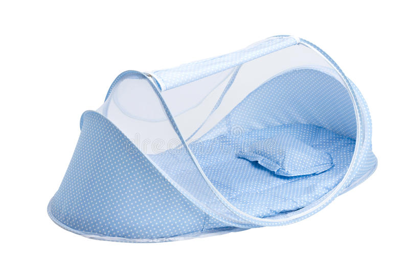Baby mosquito net with pad and pillow