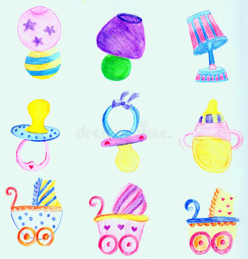 Baby objects