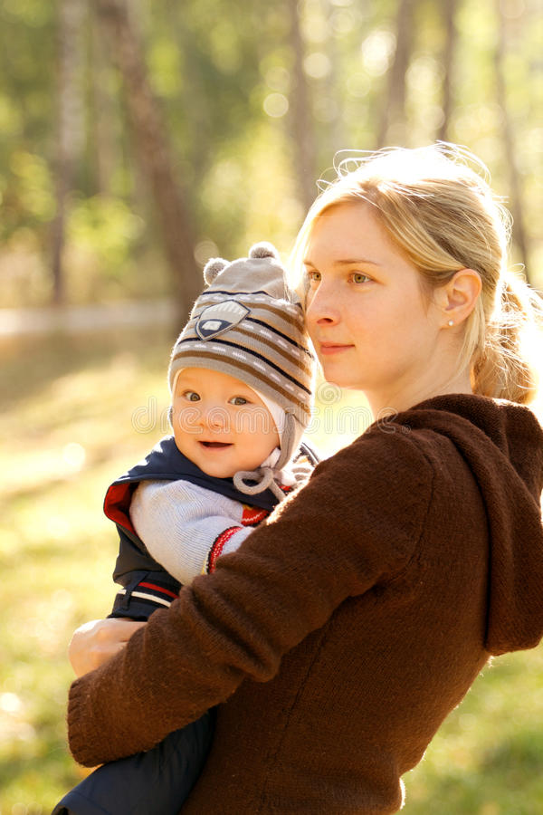 Download Baby Outdoors Stock Photo - Image: 23753020