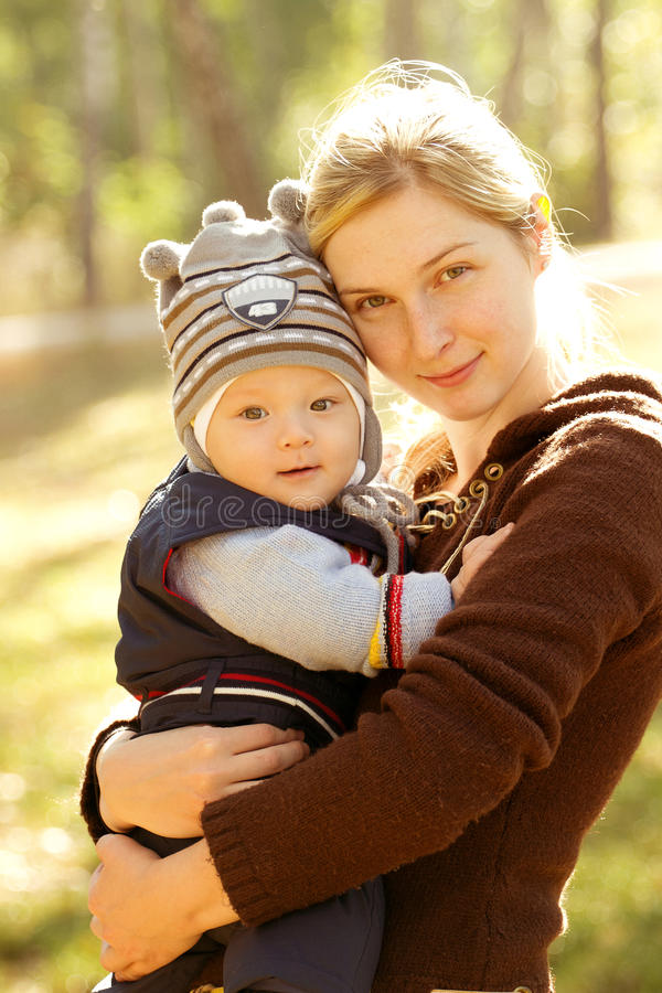 Download Baby Outdoors Stock Photo - Image: 23753200
