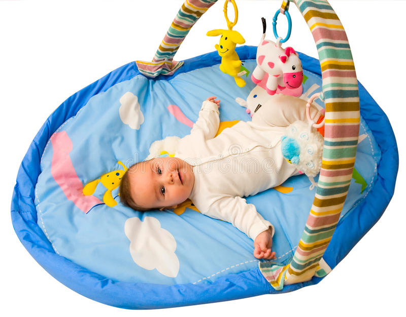 Download Baby Play With Clipping Path Stock Image - Image: 11155817