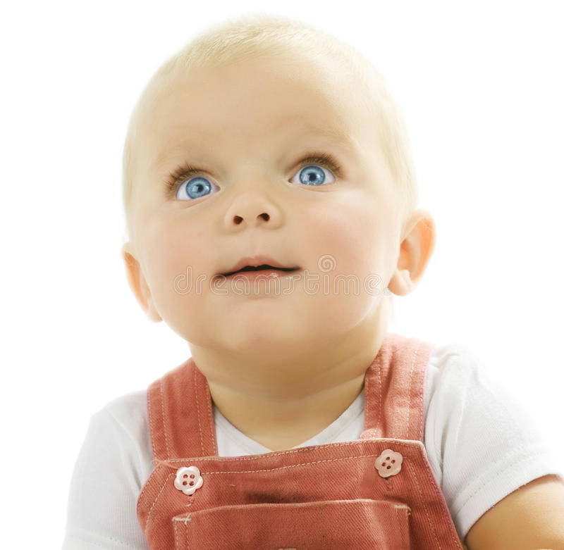 Download Baby portrait stock photo. Image of baby, education, caucasian - 14784512