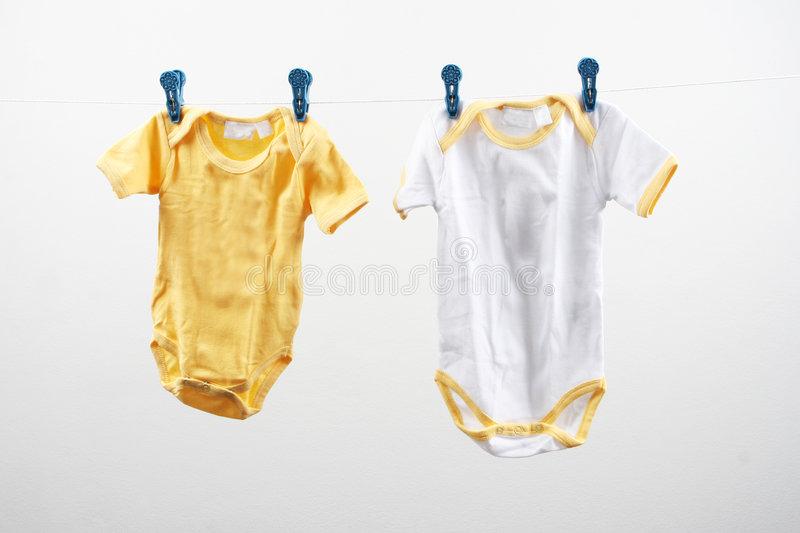 Baby products royalty free stock photos