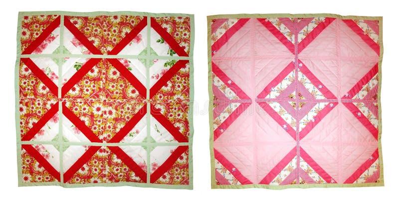 Download Baby Quilt. Handmade Patchwork. Stock Illustration - Image: 23582938