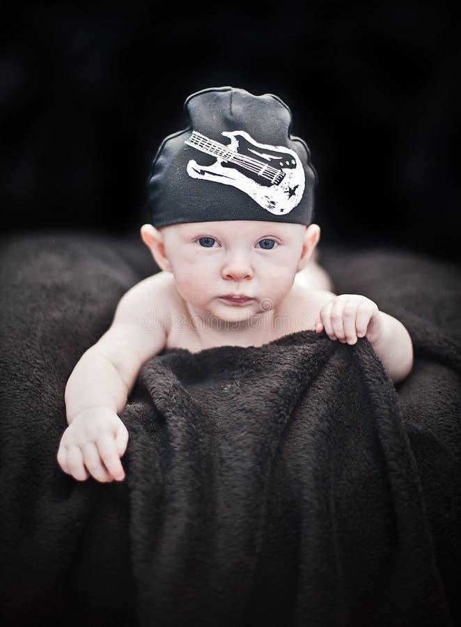 Free Baby Rockstar Stock Photos - 21324633