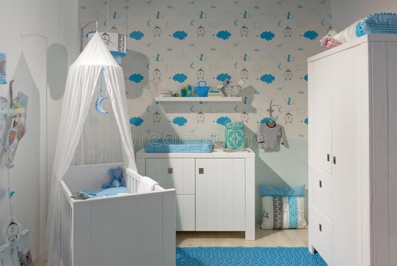 Baby room royalty free stock photos
