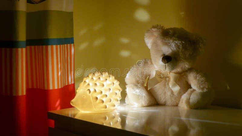 Baby room concept stock photo