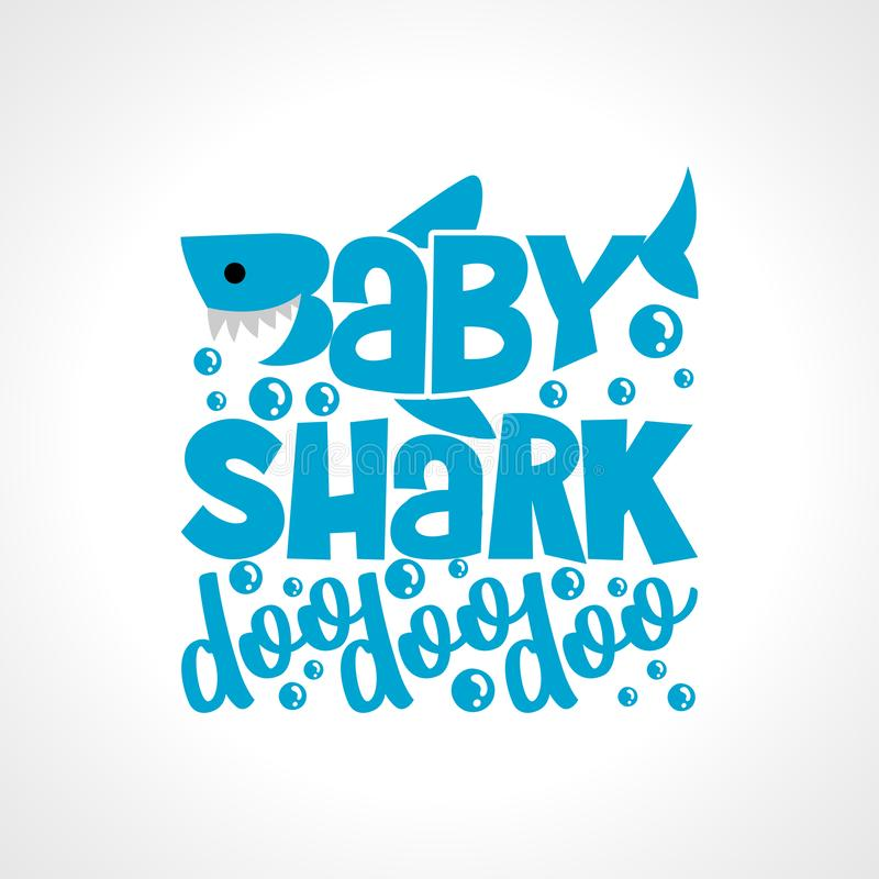 Free Baby Shark Doo Doo Doo Stock Photography - 127368462