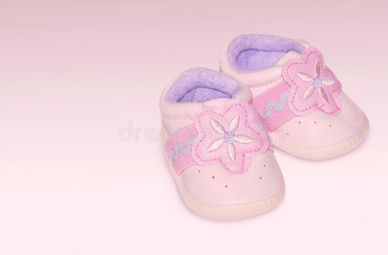 Download Baby shoes stock photo. Image of cute, baby, birth, shoes - 21417242
