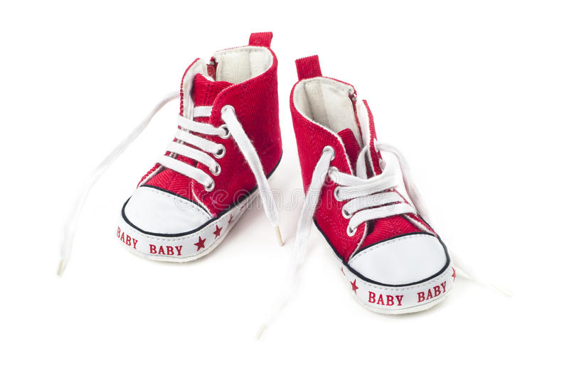 Download Baby Shoes stock photo. Image of cute, textile, shopping - 24377104