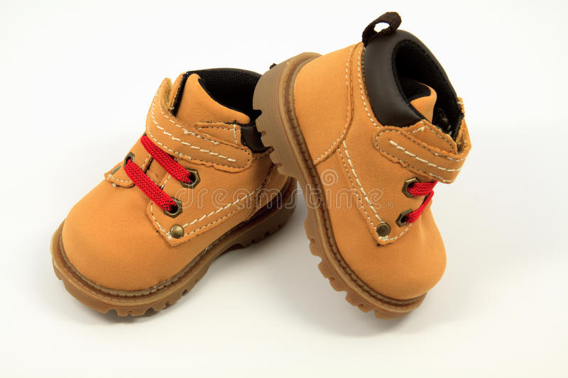 Baby Shoes stock image. Image of boys