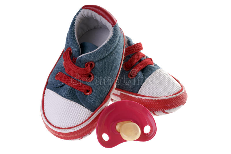 Download Baby Shoes stock photo. Image of newborn, baby, comfortable - 39501850