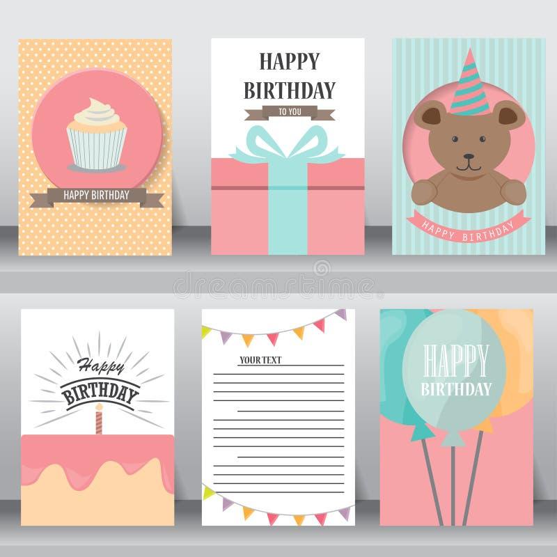 Baby shower invitation card. vector royalty free illustration