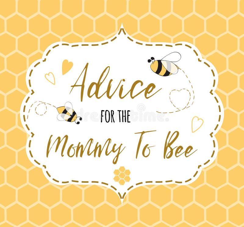 Baby shower invitation template with text advice for the mommy to download baby shower invitation template with text advice for the mommy to bee honey stopboris Gallery
