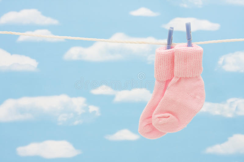 Download Baby Socks Stock Images - Image: 15772834