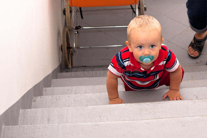 Download Baby steps stock image. Image of indoors, children, home - 26926369