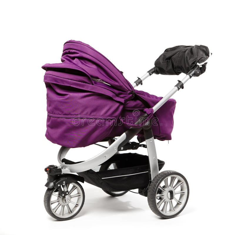 Free Baby Stroller Royalty Free Stock Images - 18377859