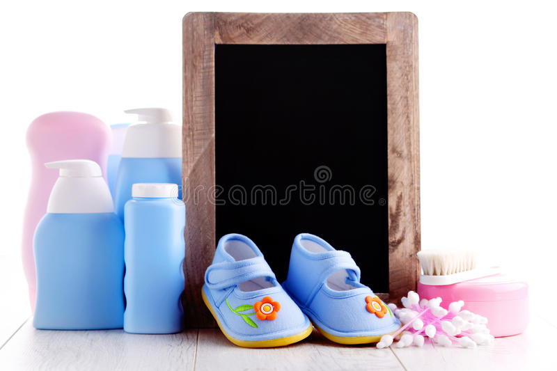 Baby stuff stock photos