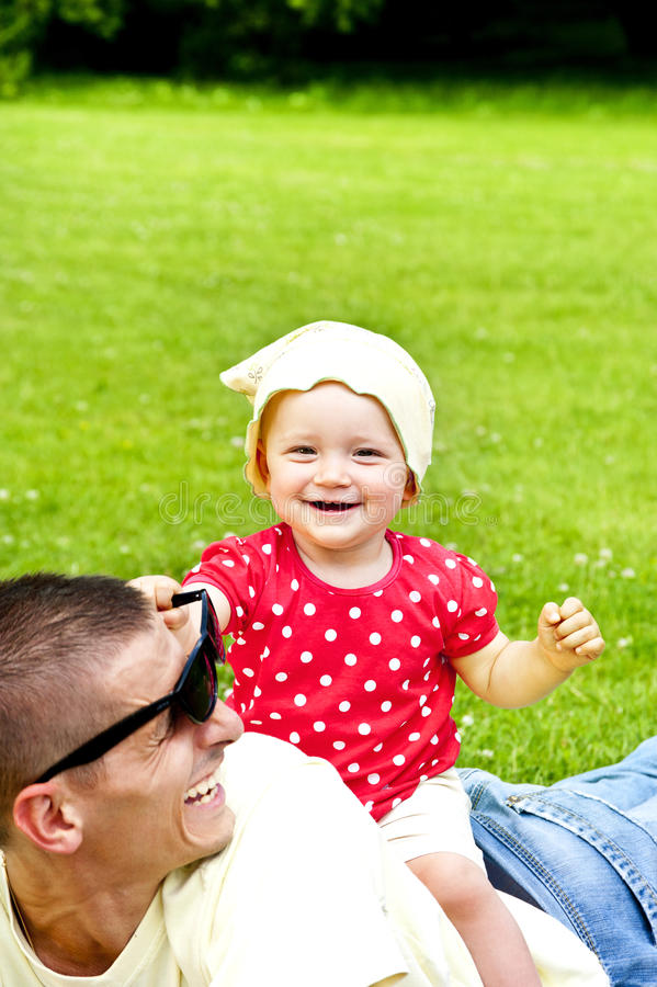 Download Baby In Sunglasses stock image. Image of adorable, blue - 25862653