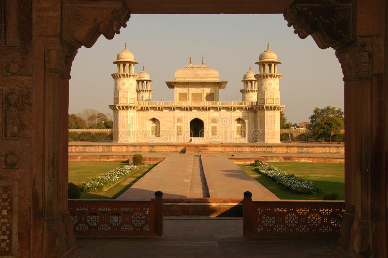 Download Baby Taj, Agra stock photo. Image of temple, culture - 17696784