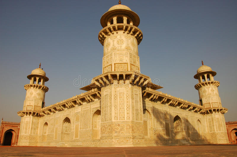 Download Baby Taj, Agra stock photo. Image of mausoleum, mosque - 17696818