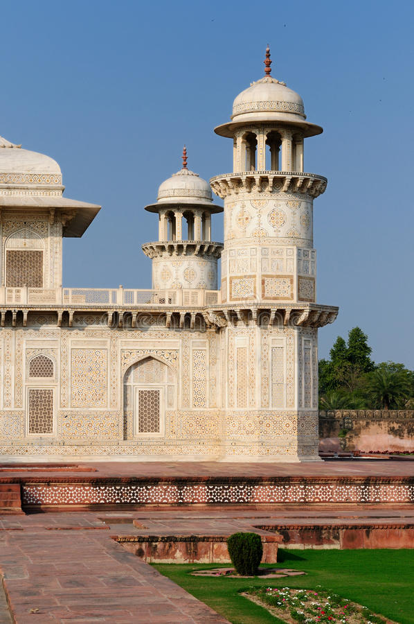 Download Baby Taj. Agra. India stock image. Image of hindu, shrine - 13261701