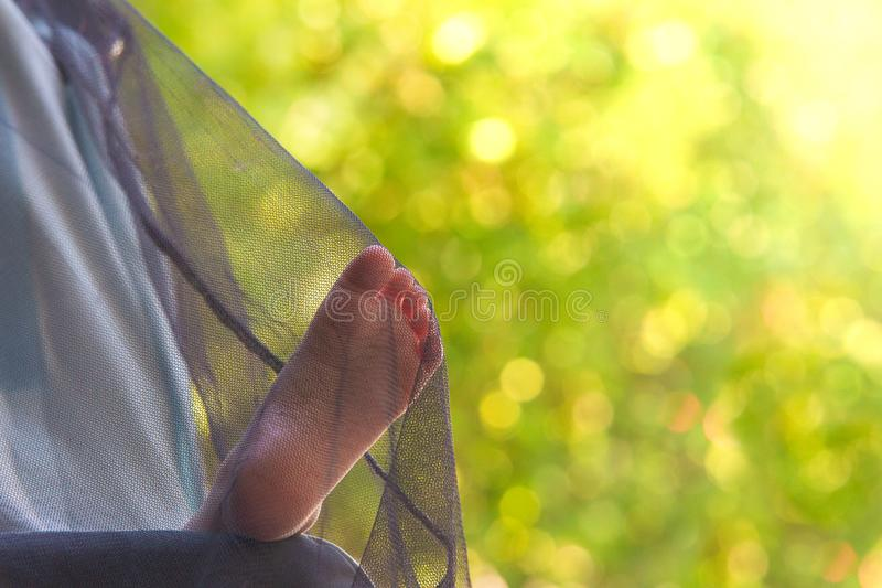 Naps Outdoor royalty free stock image
