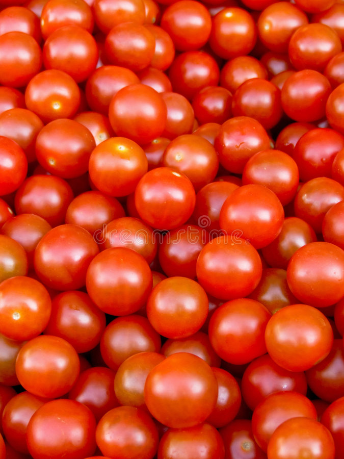 Free Baby Tomatoes Royalty Free Stock Images - 2371609
