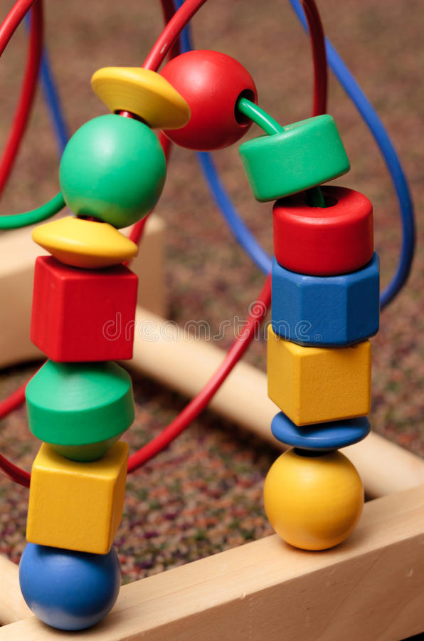 Download Baby toy stock photo. Image of colors, game, task, wood - 18248970