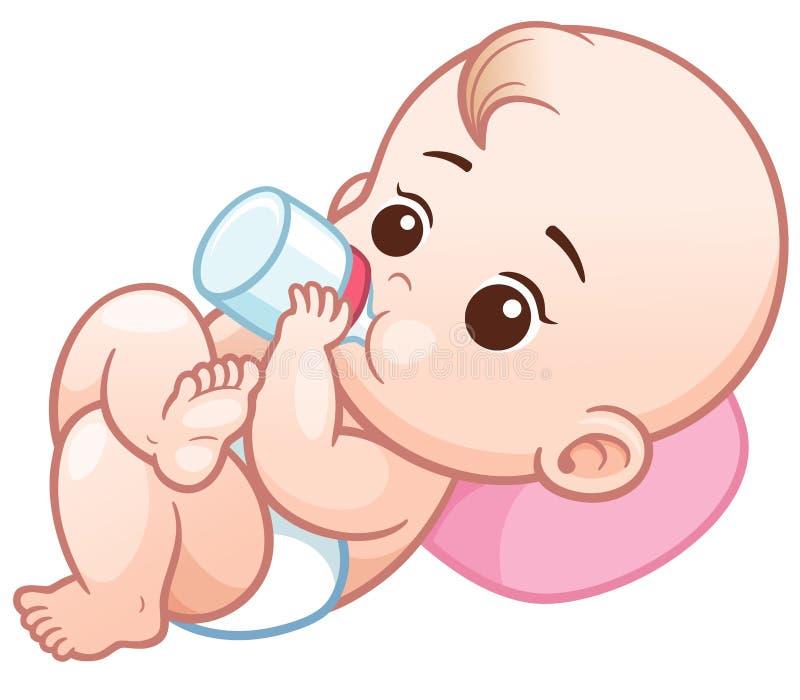 Baby stock illustration