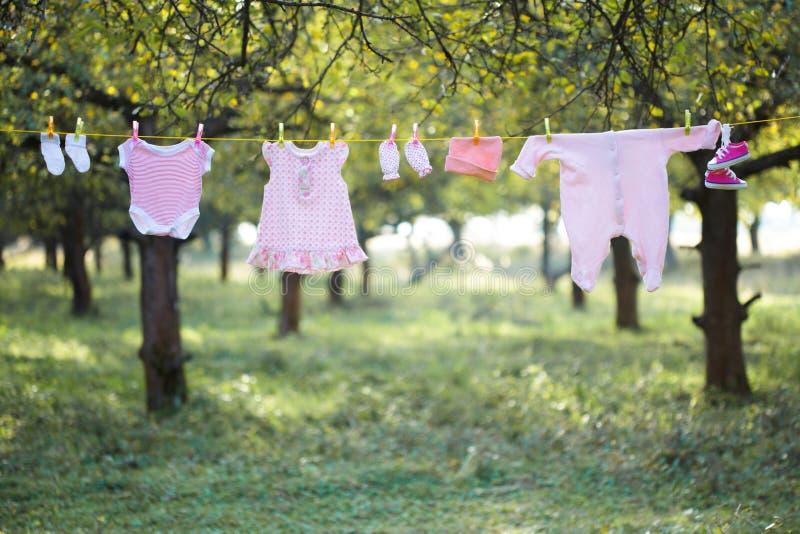 Baby Wear Royalty Free Stock Photos