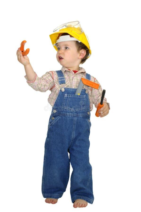 Free Baby Worker Stock Photo - 11152310
