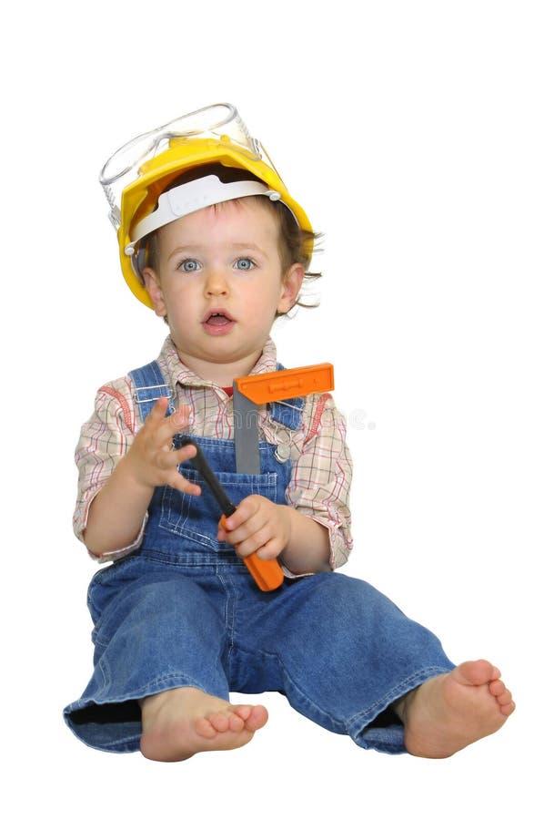Free Baby Worker Stock Photo - 12037360