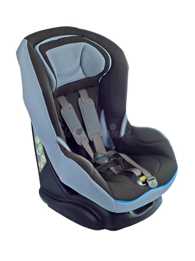 Babyautositz stockbild