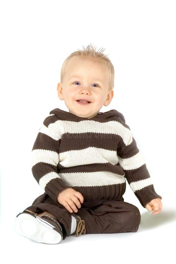 babyboy royaltyfri bild