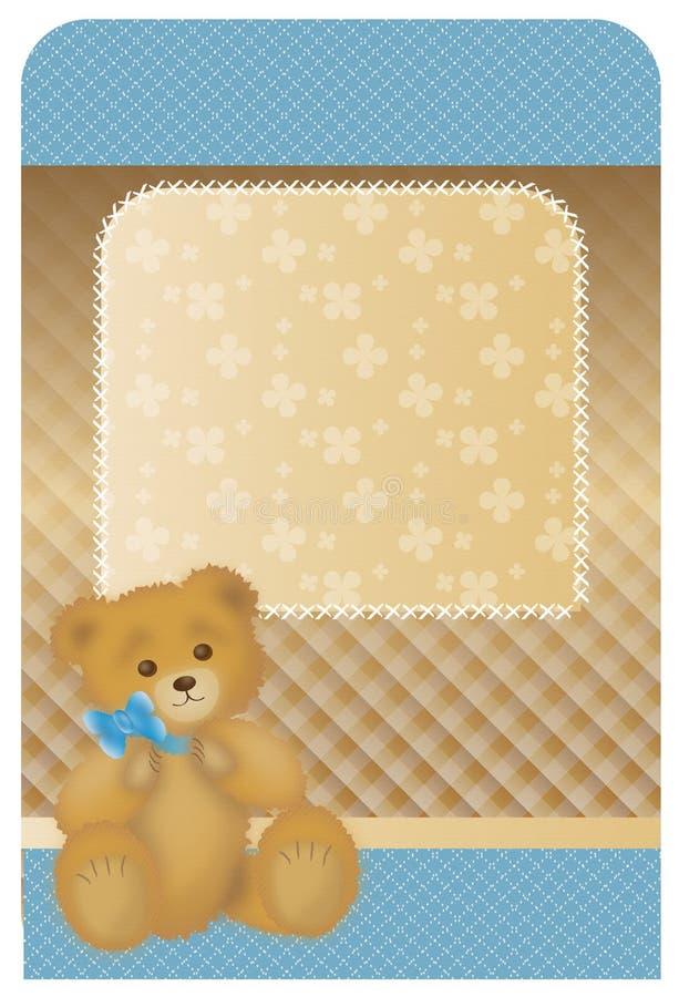 Babydesign lizenzfreie abbildung