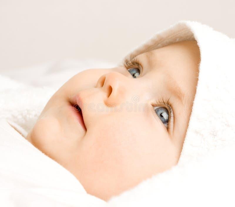 Babyface stockbild