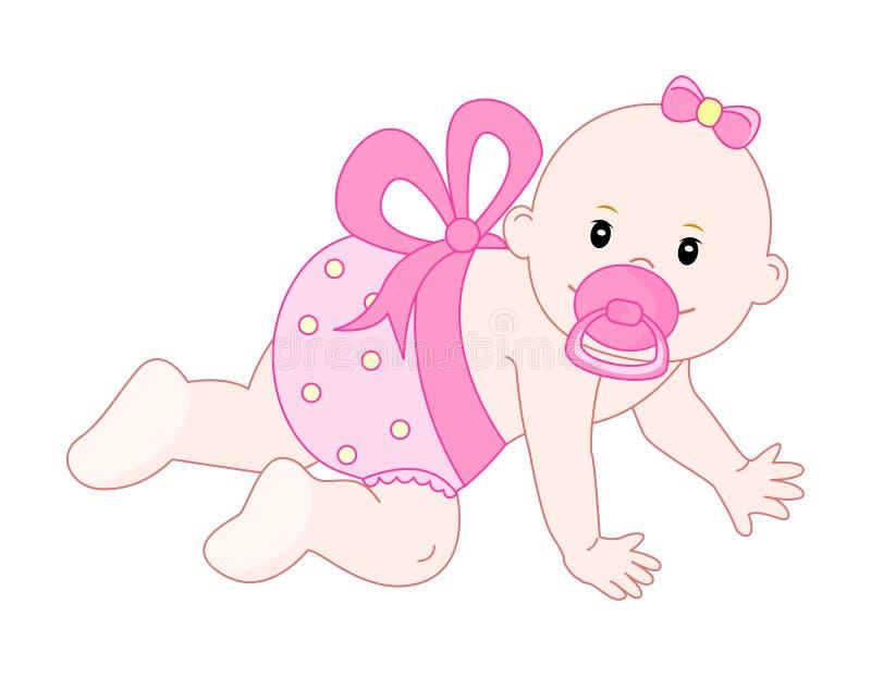 Download Babygeschenk vektor abbildung. Bild von kind, künstlerisch - 10633826