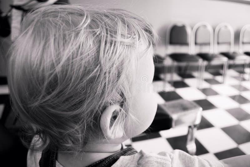 Babykrullen royalty-vrije stock afbeeldingen