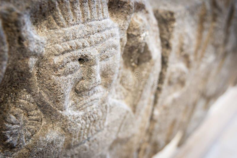 Babylonian Skulptur, Pergamon-Museum, Berlin lizenzfreie stockfotos
