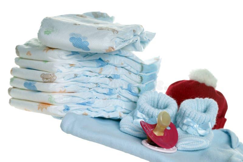 Download Babymateriaal stock afbeelding. Afbeelding bestaande uit ondergeschikt - 39105869