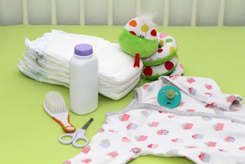 Babypersonal lizenzfreie stockfotos