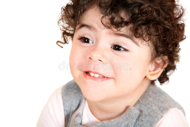 Babyporträt stockfotos