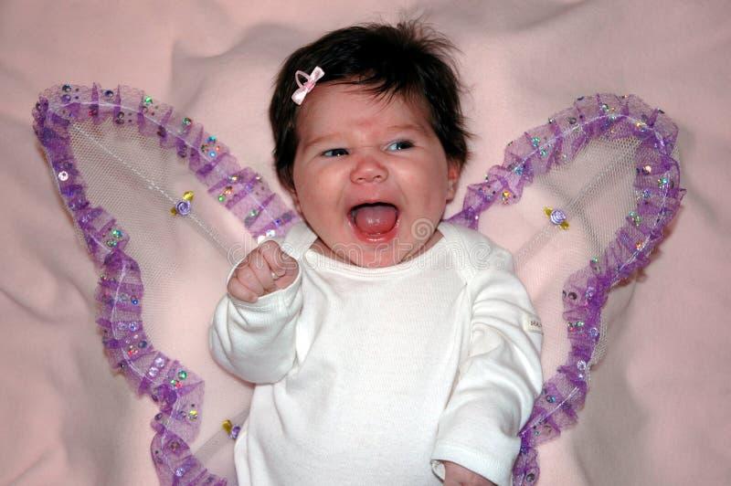 Babys primera Víspera de Todos los Santos fotos de archivo